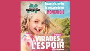 Montargis - 25 et 26 septembre, les Virades de l'espoir contre la mucoviscidose