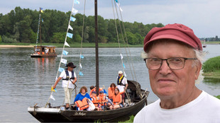 """Avec les mariniers des bords de Loire, la passion de la """"culture du fleuve"""""""