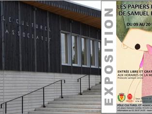"""À Courtenay, exposition """"Les papiers découpés"""" de Samuel Ribeyron"""