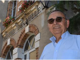 Gérard Larcheron, maire de Ferrières, réélu président de la CC4V