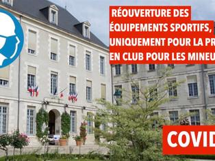 Mairie de Montargis, communiqué du 15/12 / Au CHAM, 6 patients en réanimation