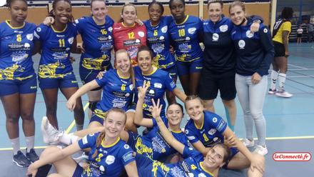Handball - N3 : Les Montargoises, reines dans leur... Château (27-25 )