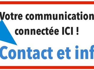 VOTRE COMMUNICATION SUR LE CONNECTÉ.FR