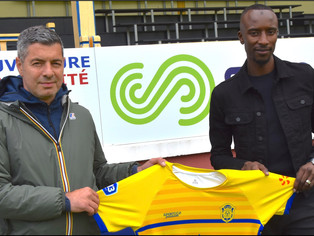 Football – National 3 : Abou Thiam quitte Amilly et retrouve Montargis !