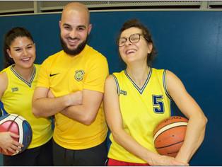 Bienvenue chez les Barcena, une famille montargoise bien dans ses baskets !