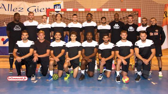Handball - N1, le HBC Gien, la saison de tous les espoirs