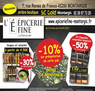 L'ÉPICERIE FINE BY SC GOLD