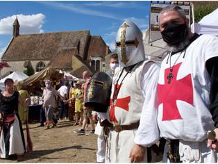 Les médiévales de Ferrières, c'est ce week-end !