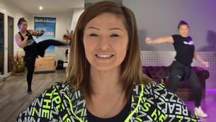 Courtenay - Sandra Noël, coach sportive : «Les live permettent de garder les liens, mais…»
