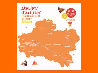 16 et 17 octobre, portes ouvertes des ateliers d'artistes et artisans d'art du Loiret