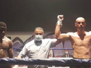 Boxe – Le Montargois Alexis Cloarec vainqueur à Dieppe…