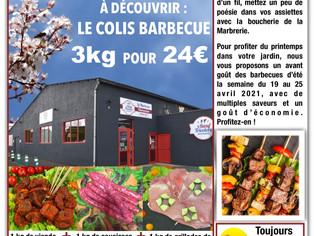 Boucherie de la Marbrerie, les RDV barbecue d'avril