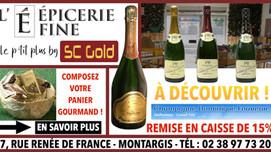 L'ÉPICERIE FINE BY SC GOLD
