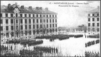 """""""L'histoire de la caserne Gudin"""", un livre attendu en janvier, avec une préface de... Benoit Digeon"""