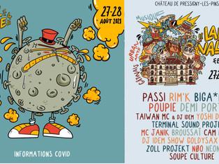 Prévoyez votre pass sanitaire pour le LaBel Valette Festival (27 et 28 août)