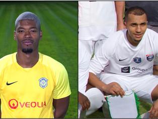Football – Coupe de France (5e tour) : Sekou Souaré (Montargis) et Ait-Bahadou (Amilly) présentent l