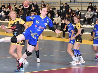 Handball – Nationale 3 : L'USM Montargis fait chuter le HBC Mamers, le leader (28-24)