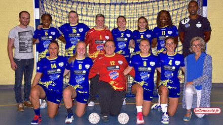 Handball – N3 : Montargis – SMOC, tous les regards au Château-Blanc, ce samedi soir…