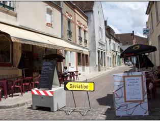 """Pendant tout l'été, l'esprit """"place du village"""" s'invite à Ferrières pour sout"""
