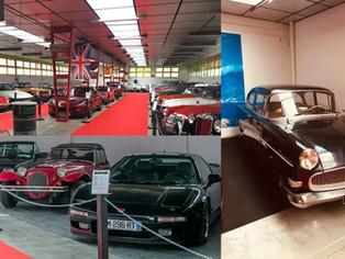 Châtillon-Coligny - Ouverture de l'Auto Sport Museum