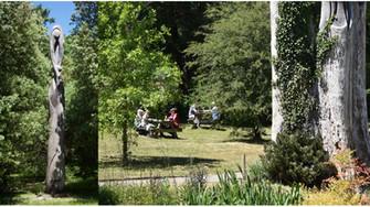 L'arboretum des barres est ouvert ce week-end, 26 et 27 septembre