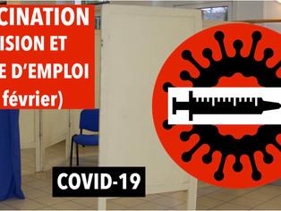 Prévision de la vaccination dans le Gâtinais : 15000 personnes d'ici mi-juillet au centre Carnot