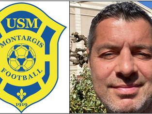 Football – Cyril Martini nouveau président de l'USM Montargis !