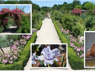 """À visiter : le jardin du château des Pêcheurs, c'est une jardin """"ex-tra-or-di-nai-re"""""""