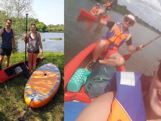CSM Sully - Florent et Alison, l'amour au fil de l'eau, en canoë-kayak