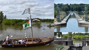 Sur les bords de Loire, une journée découverte pour 25 euros (restau compris)