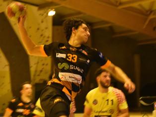 Handball - N1 : Les Giennois battus par l'ASB Rezé (28-38)