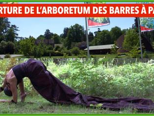 À découvrir à Nogent-sur-Vernisson, les rendez-vous du printemps à l'arboretum des Barres