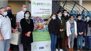 Sully-sur-Loire : le prix du « Challenge Approlocal » remis au collège