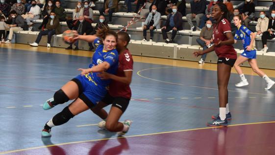 Handball (N3F) - Calendrier : Montargis démarrera à domicile face la SMOC...