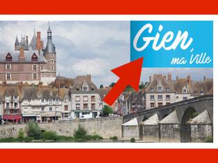 La ville de Gien lance son appli en janvier