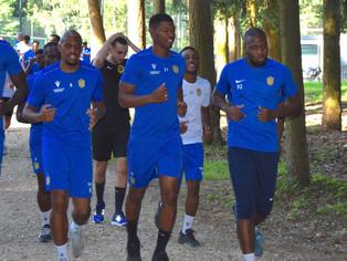 Football – National 3 : Montargis a repris le chemin de l'entraînement…