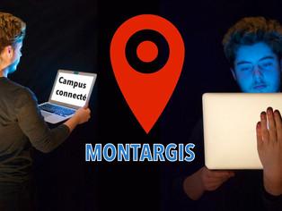 Le Campus Connecté de l'Agglomération Montargoise prévu pour la prochaine rentrée scolaire