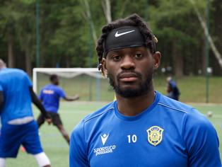 Football – National 3 : Jodinel Nzeza quitte Montargis et s'engage au Tours FC !