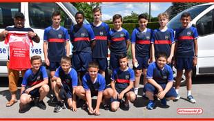Football – Les U13 du FC Mandorais au tournoi de La Rochelle…