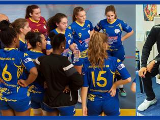"Handball - Adriano Marlin (Montargis) : ""Je n'arrive pas avec mes gros sabots..."""