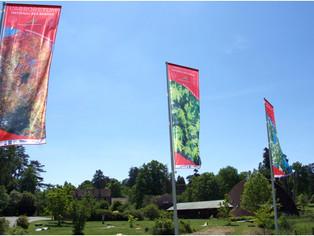 L'arboretum des barres est ouvert ce week-end, 12 et 13 septembre