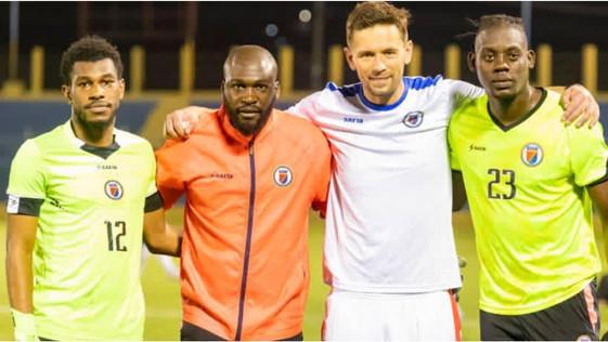 Éliminatoires Coupe du monde 2022 - L'Amillois Rouaud-Simon, ce soir, avec la sélection d'Haïti !