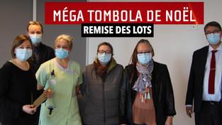 """Le Rotary distribue les lots de la """"Méga-Tombola"""" organisée en faveur des enfants"""