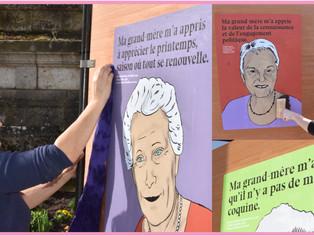 """Une exposition dans les rues des villages : les """"sorcières et magiciennes"""" font parler d'elles"""