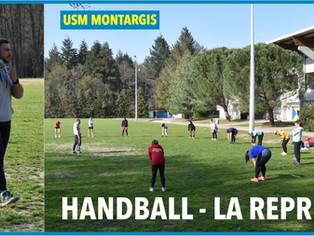 Handball – Les Montargoises (N3) ont repris les entraînements au stade Champfleuri