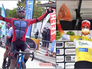 Cyclisme – Tour du Loiret : Camille Batista (Guidon châlettois) domine la 4e étape à Amilly…