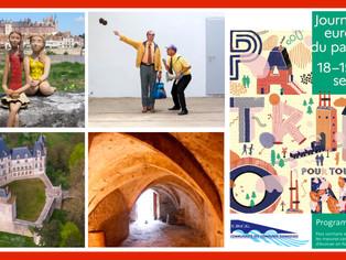Journées du patrimoine dans le Giennois, demandez le programme !