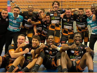 Handball - Nationale 1 : Splendides giennois au HB Cesson Rennes (25-28)...