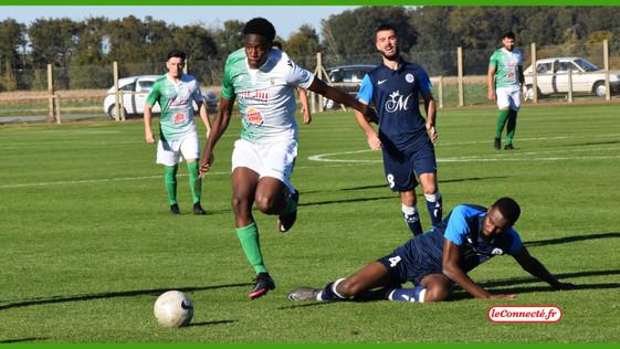 Football - Régional 2 : La réserve d'Amilly et l'ACP Tours se neutralisent (1-1)