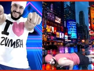 Amine Aliouat, le « live fitness» pour s'évader et faire « rêver» les sportifs…